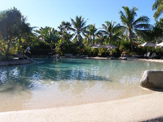 Radisson Blu Resort Fiji Denarau Island: Adult only pool