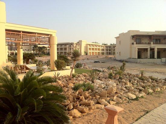 Sheraton Hurghada Hotel: vista dalla beach suite!