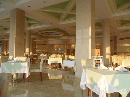 Atrium Platinum Hotel: Buffet-Restaurant