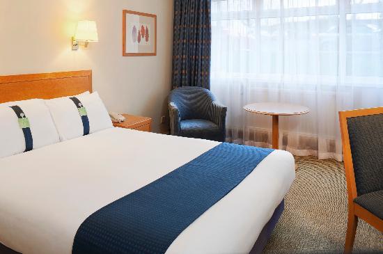 Holiday Inn Birmingham M6, Jct. 7: Double Room