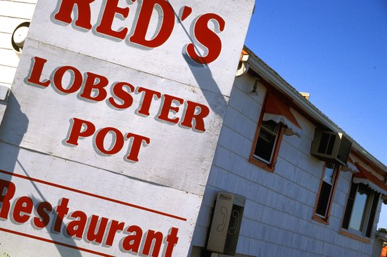 Red's Lobster Pot
