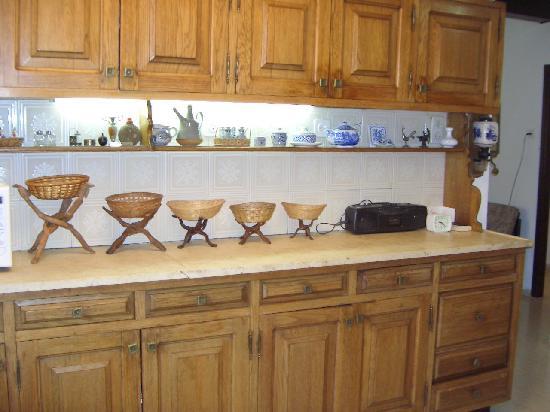 Villa Nahalal: Hand crafted kitchen