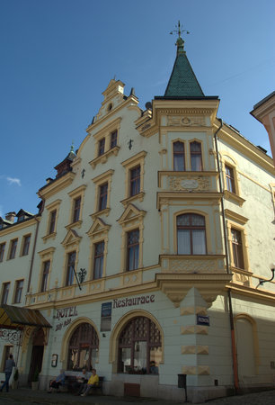 Photo of Hotel Bily Kun Karlovy Vary
