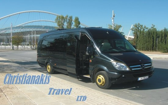 Christianakis Private Transfers & Day Tours