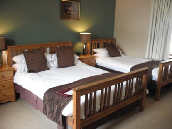 Furan Guest House: Twin/Double Room