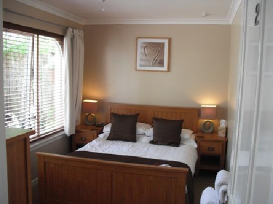 Furan Guest House: Double Room in Family Unit
