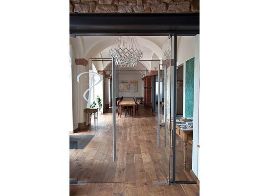 Gasthaus Rieslinghof: Hotel lobby