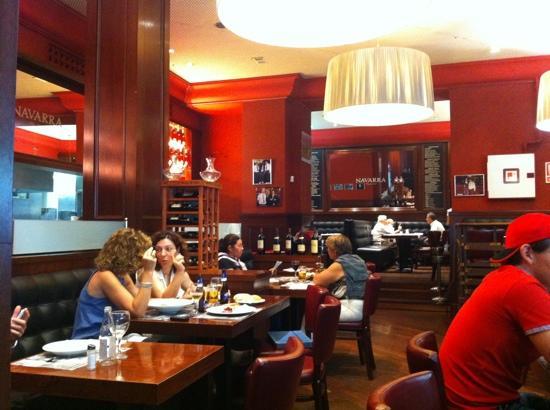 Navarra passeig de gracia bcn fotograf a de - Restaurantes passeig de gracia ...