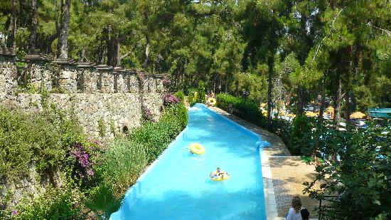 Utopia World Hotel: L'aquapark