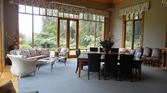 Treetops Lodge & Estate: function room