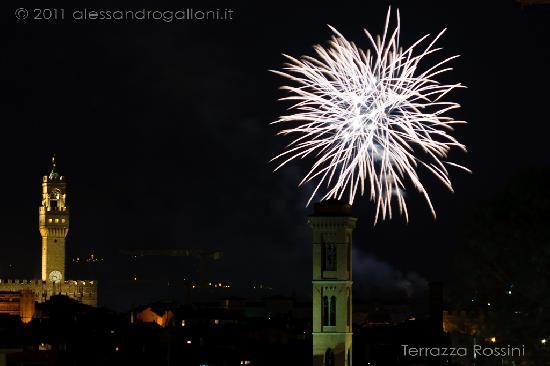 Fuochi Di San Giovanni Da Terrazza Rossini Foto Di