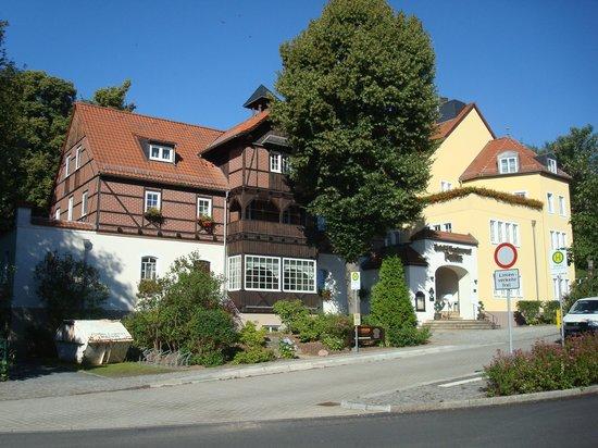 Hotel Villa Weltemuhle Dresden: Pattis Hotel