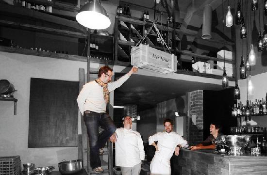Restaurant Muru: staff