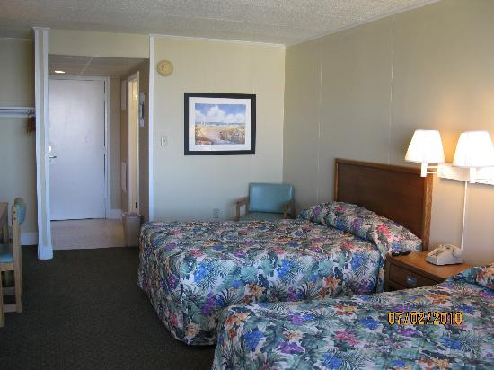 Fenwick Islander Motel: Clean comfortable rooms