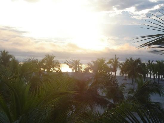 Hotel Playa Blanca Beach Resort: vista desde la habitación
