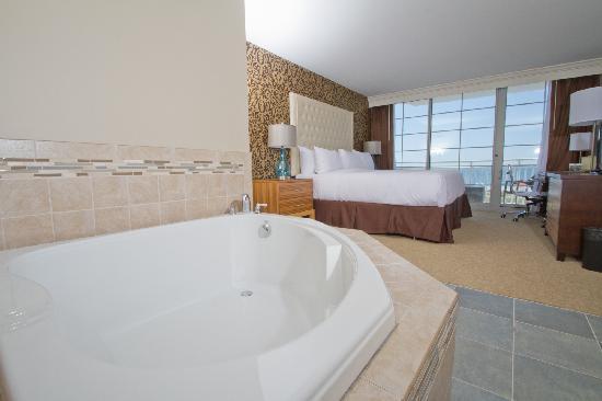 Soaking Tub Room at Ocean Club Hotel