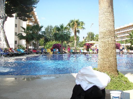 Occidental Playa de Palma: pool view