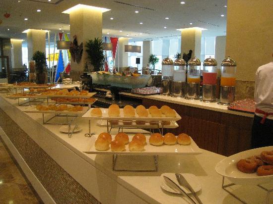 The Zenith Hotel, Kuantan: Part of breakfast