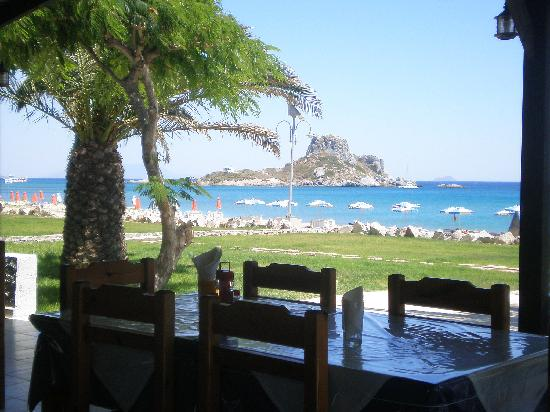 Kordistos Hotel : pranzando...