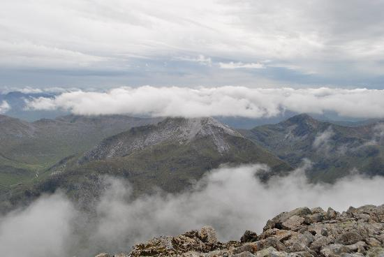 Ben Nevis : The views you don't normally see!