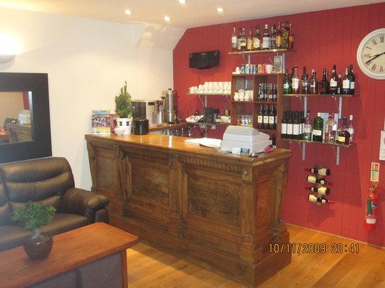 Letterbox Restaurant: bar
