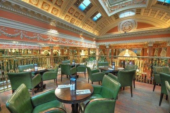 The Bank on College Green: The Mezzanine