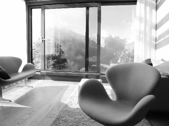 Maerchenhotel Bellevue: Modern, very tasteful rooms