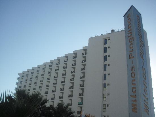 Sol Milanos Pinguinos: hotel Milanos