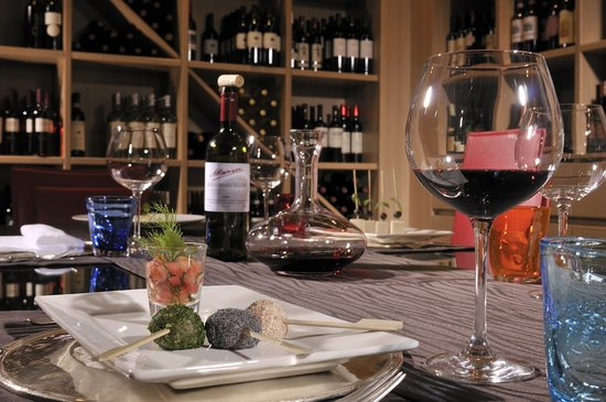 Al Bacio Restaurant: Menu