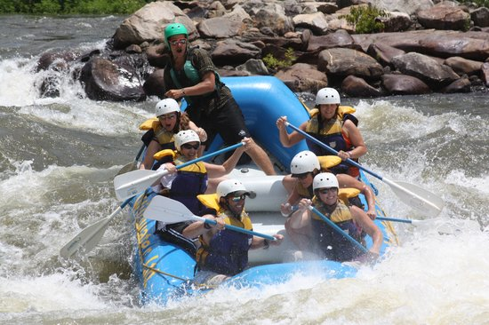 Ducktown, TN: WildWater Rafting