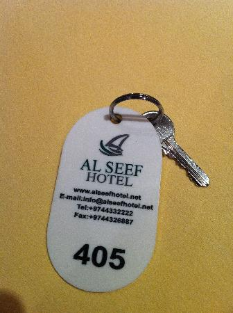 City Inn Al Seef : Hotel