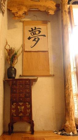 Les Artistes: zen room