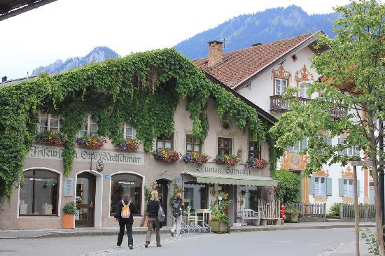 Oberammergau, Germany: Nice town3