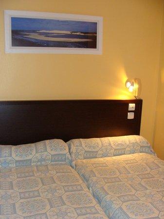 Hotel Mermoz: habitación