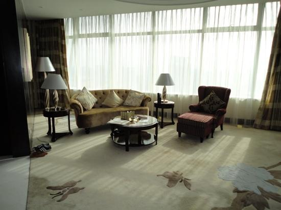InterContinental Hotel Dalian: suite