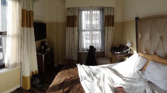 The New Yorker A Wyndham Hotel: Vue de la chambre