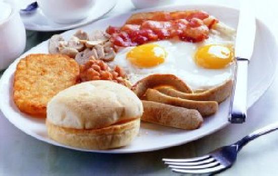 Jasmine Restaurant: Breakfast served daily