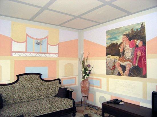 Corte Uccellanda: Wohnzimmer