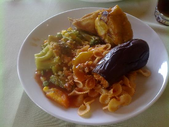 Pink Palace: Stuffed vegetables