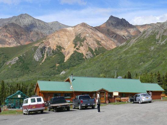 Sheep Mountain Lodge, Glacier View, AK