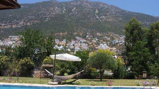 Hotel Asiyan: mountains