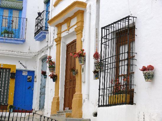 Almería, España: casas pueblo