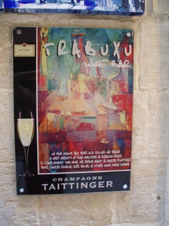 Trabuxu Bistro: Trabuxu in Valletta