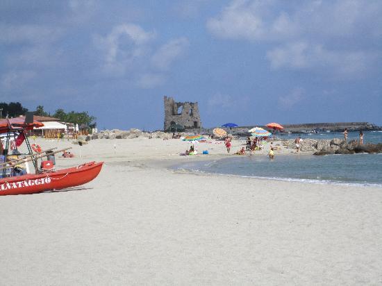 Hotel Costabella: grande spiaggia