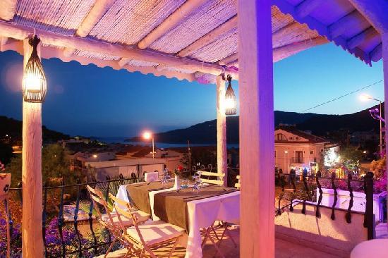 La Sera Cafe & Bar: Ausblick von der Terrasse