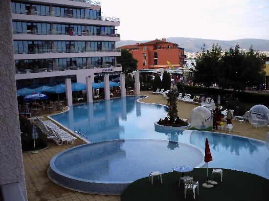 Globus Hotel : lovely view
