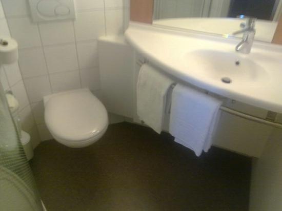 Hotel Ibis - Bulle: bathroom