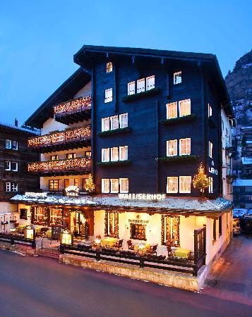 Hotel Walliserhof Zermatt: SINCE 1896