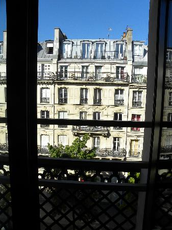 Hotel Residence Les Halles : Wonderful View from the room!