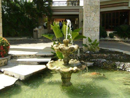 Talanquera Beach Resort: fuente